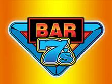 Игровой автомат Bar 7's на реальные деньги