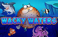 Аппараты онлайн на деньги Wacky Waters